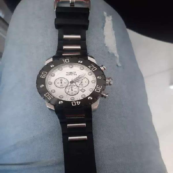 Reloj invicta usado original 100%