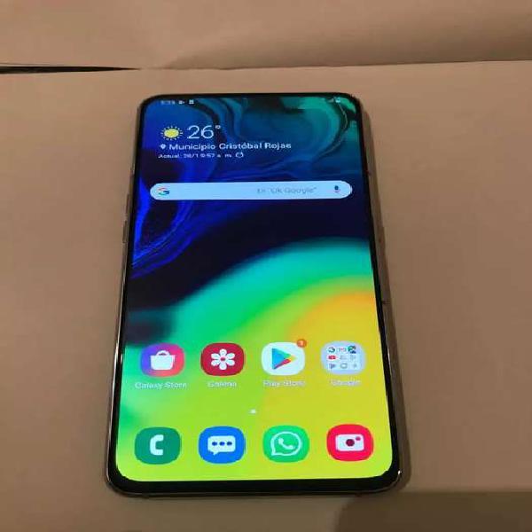 Samsung galaxy a80 duos imeis originales de 128gb y 8gb de