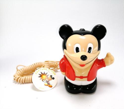 Telefono Fijo Casa Decorativo Mickey Minnie Oferta