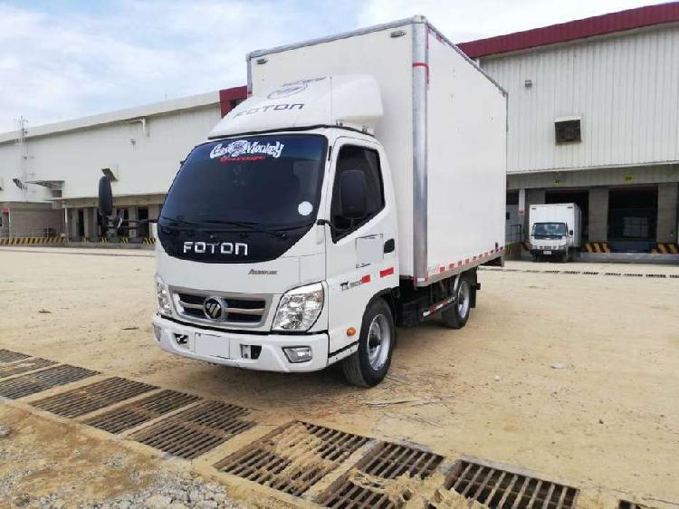 Venta camion furgon foton bj1039 llanta sencilla modelo 2019