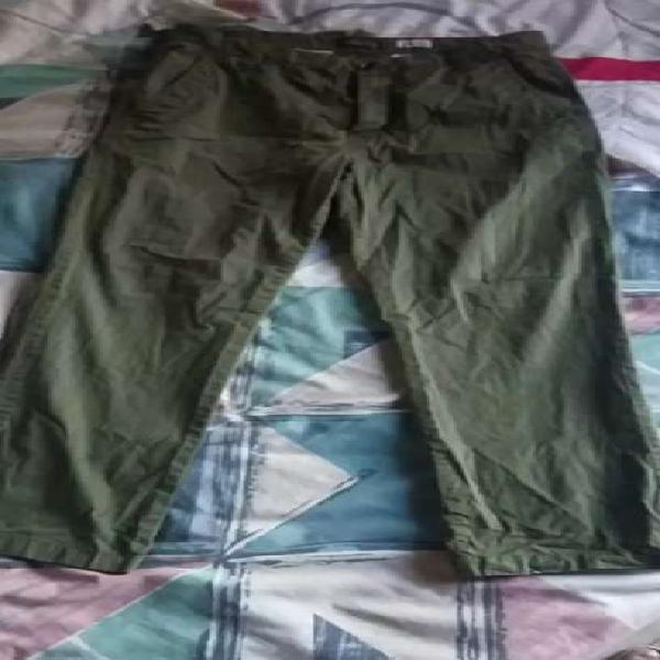 Vendo pantalon drill talla 34 silueta 440