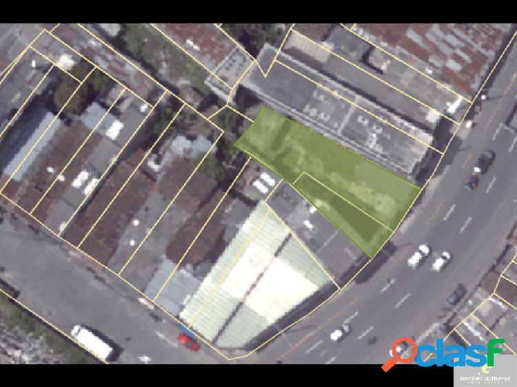 Lote urbano centro sur armenia 395