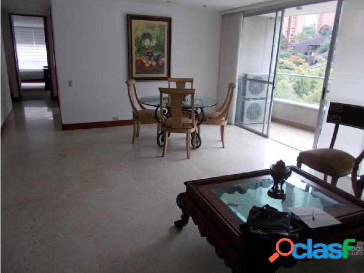 Apartamento en milla de oro sector san fdo. plaza