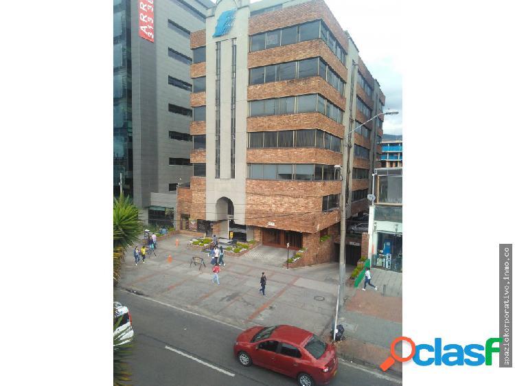 Oficina arriendo edif. espectrum de 366 m2