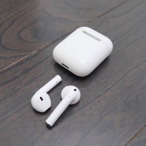 Audifonos I12 Tactil Tws Original Blanco AirPods Bluetooth 5