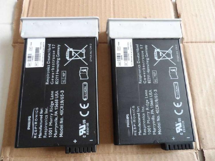 Baterías para concentrador de oxigeno portátil phillips