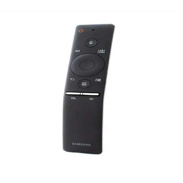 Controles samsung ir y bluetooth con mando de voz.