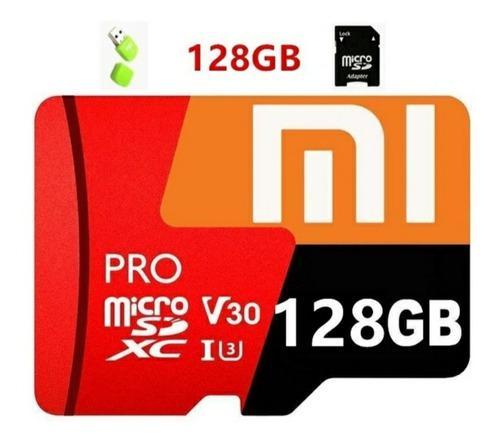 Micro Sd Xiaomi 128 Gb Para Celular