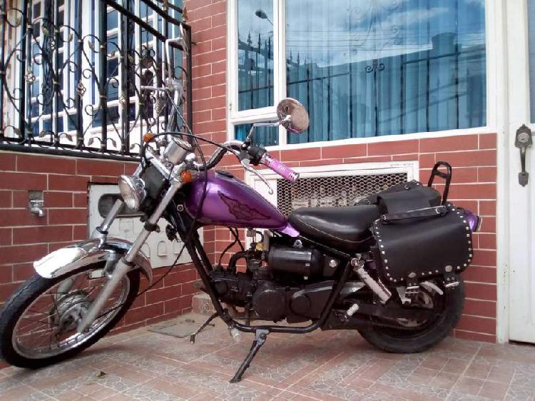 Moto jialing mini - chopper