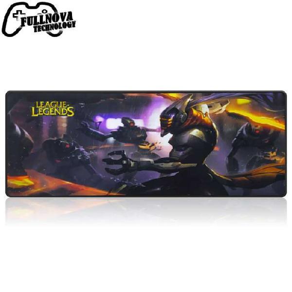 Pad mouse extra largos 80x30cm league of legends - 4 estilos