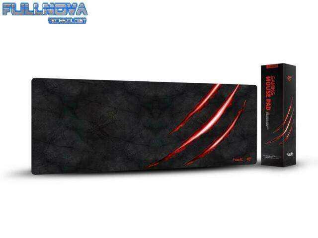 Pad mouse havit hv-mp860 - tamaño de 70x30cm - cosido -