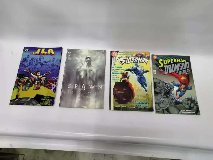 Revista cómics tipo libro clásico colección variadas