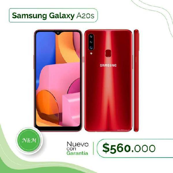 Samsung galaxy a20s nuevo