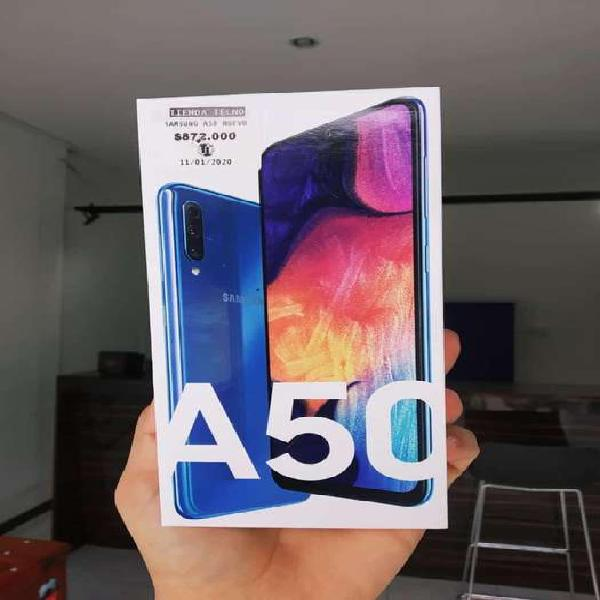 Samsung galaxy a50 nuevo. recubumos tu equipo usado en parte