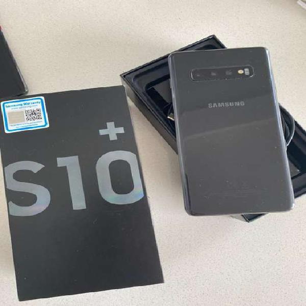 Samsung s10 plus en buen estado