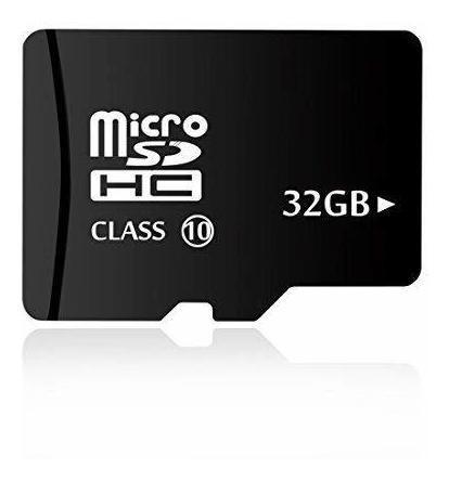 Tarjeta De Memoria Micro Sd Sdhc Tf De 32gb Clase 10 Con