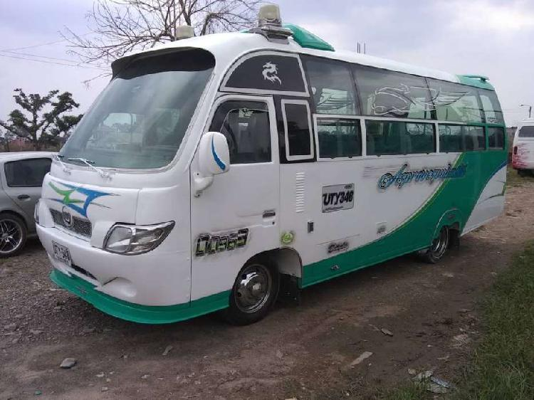 Vendo o permuto bus nissan npu 2006 en villavicencio