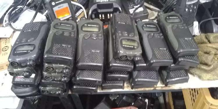 20 radiotelefonos pro2150