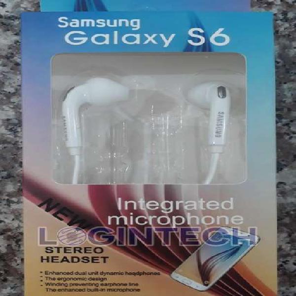Audífonos samsung galaxy s6 s7 note5 j5 j7
