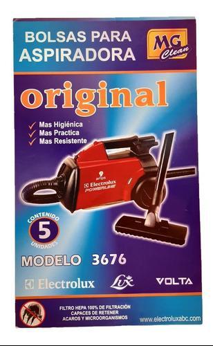 Bolsas 3670 3676 aspiradora electrolux