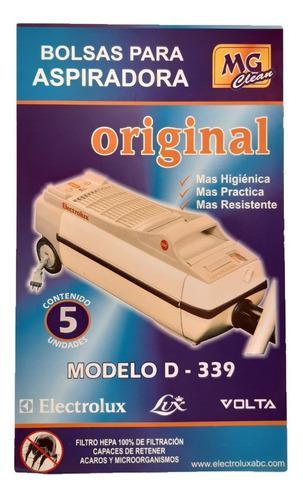 Bolsas d339 aspiradora electrolux