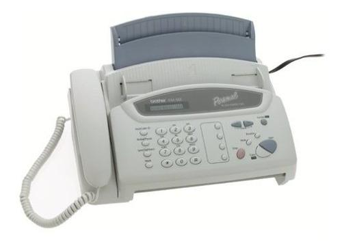 Brother Fax-560 Personal Papel Normal Fax, Teléfono Y