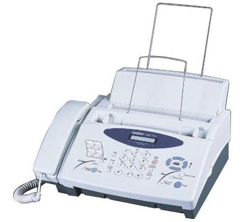Brother Intellifax 775 Papel Normal Fax /teléfono