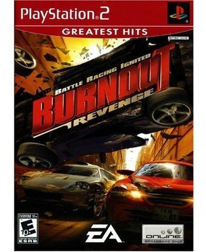 Burnout Revenge Playstation 2