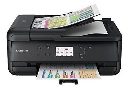 Canon Pixma Tr7520 Wireless Home Photo Office Impresora Alli