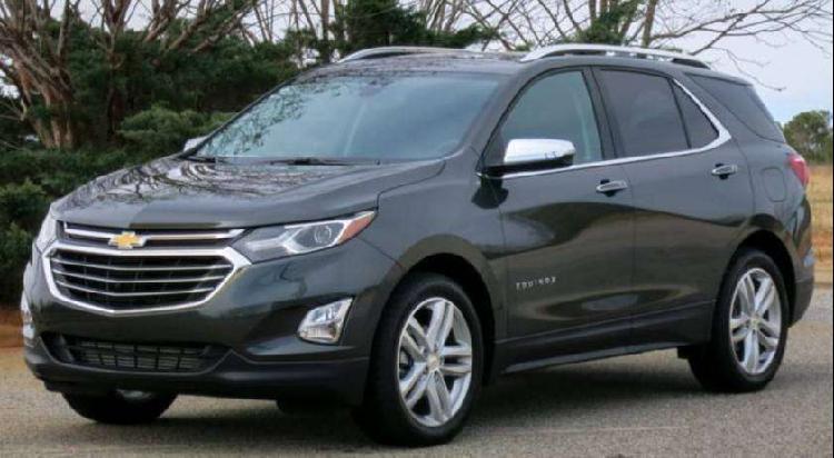 Chevrolet equinox premier full opcional