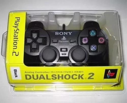Control Playstation Control Ps2 Sony Dual Shock 2