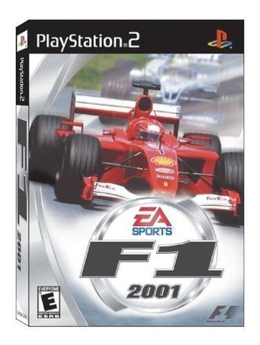 F1 2001 Playstation2
