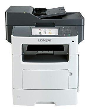 Impresora Monocromatica Lexmark Mx611de Con Escaner Copiador