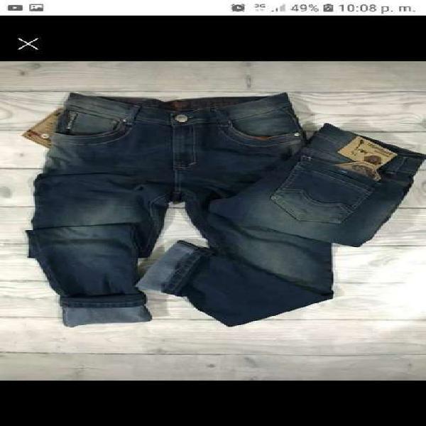 Jeans de las mejores marcas en promocion