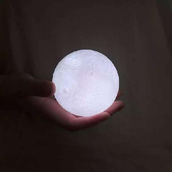 Luna lámpara