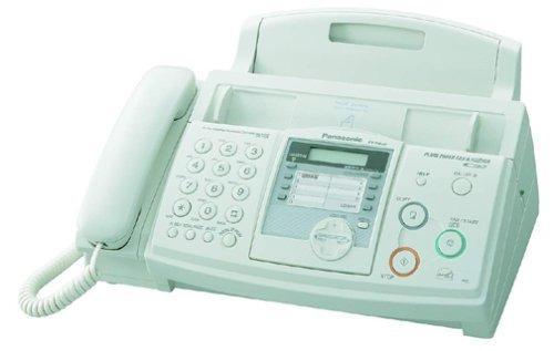 Panasonic Kx-fhd331 Fax De Papel Normal