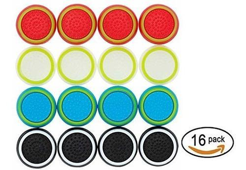 Thumb Stick Grips Caps Cover Replacement Para Ps4 Ps3 Ps2 Xb
