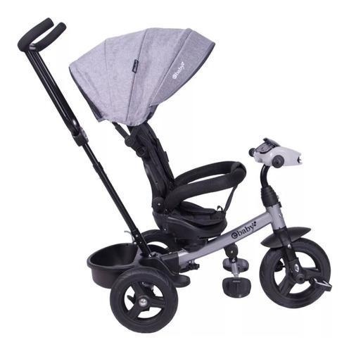 Triciclos Paseador Ebaby Para Adaptar Usb + Forro De Lluvia