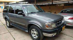 Vendo ford explorer camioneta