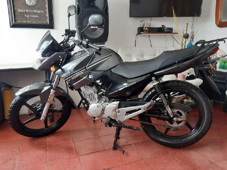 Yamaha ybr 125 modelo 2014