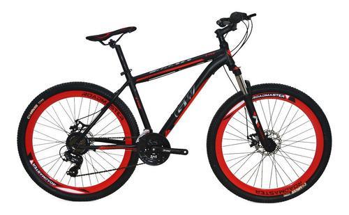 Bicicleta Gw Lynx 27,5 Shimano Tourney Revoshift Bloqueo 21v