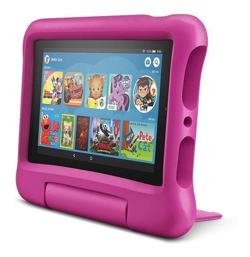 Fire 7 Kids Pin Tableta Infantil Estuche A Prueba Niños 16g