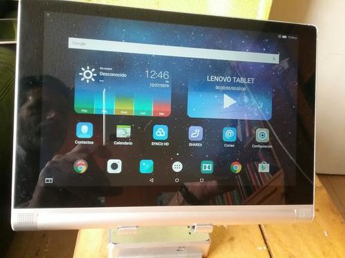Lenova Yoga Tablet 10.1 Pul 2 En Ram 16 Gigas Cargador Estuc