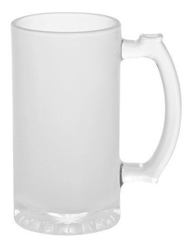 Mug Cervecero Opalizado Para Sublimación