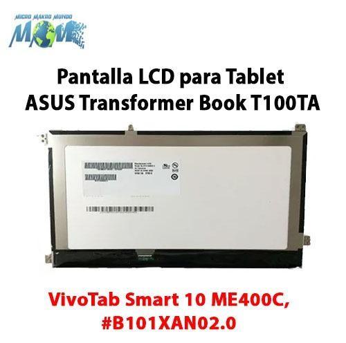 Pantalla Lcd Para Tablet Pc Asus Transformer Bookt100 Oferta
