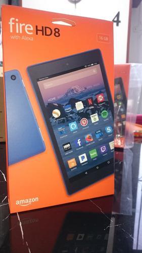 Tablet Amazon Fire Hd8 16 Gb Nueva Original