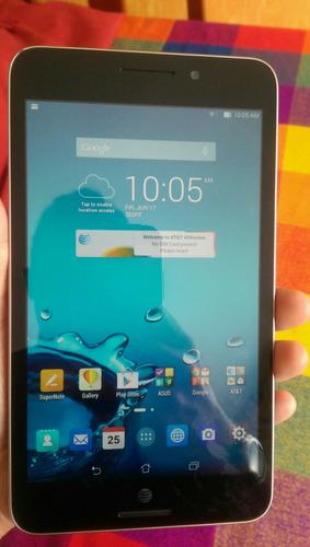Tablet Asus Me375cl At&t 4g Lte Vendo Cambio