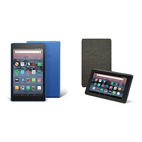 Tablet Fire Hd 8 Black 32 Gb + Wifi /ofertas + Estuche