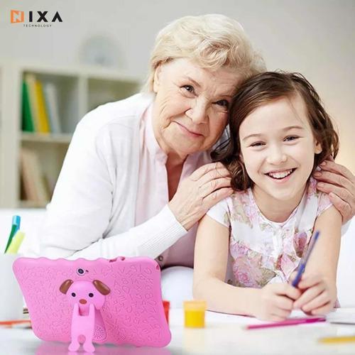 Tablet Pc 7 Kids Box Resistente Para Niños Wif Bluetooth