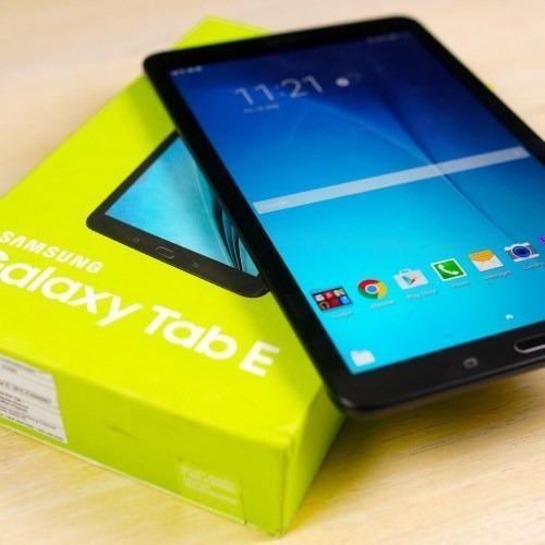 Tablet Samsung Galaxy Tab E Sm-t560 9.6 Wi-fi 16gb Negra